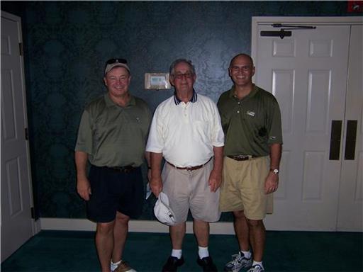 John, Dad and Me