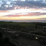 Spanish Bay Sunset